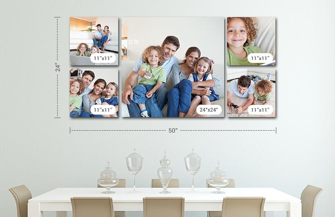 5 Panel Displays