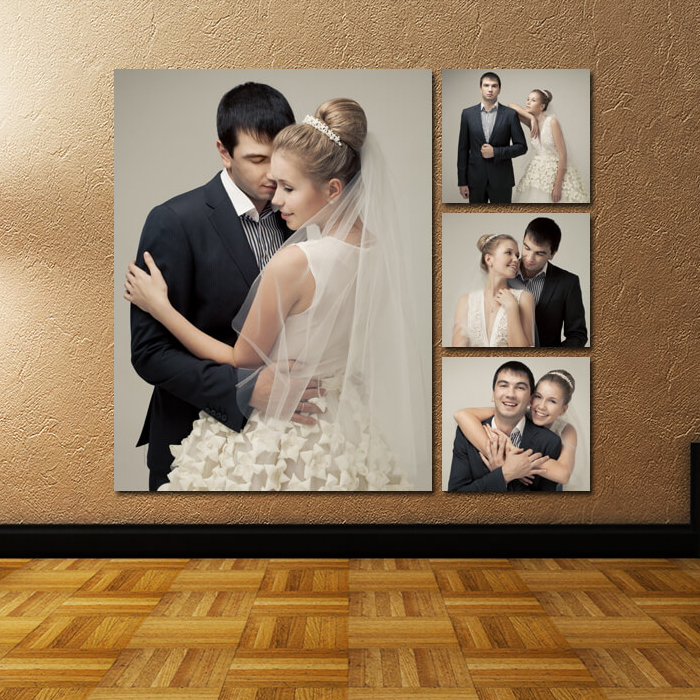 Canvas Wall Displays