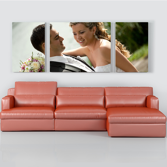Professional Split Canvas Prints