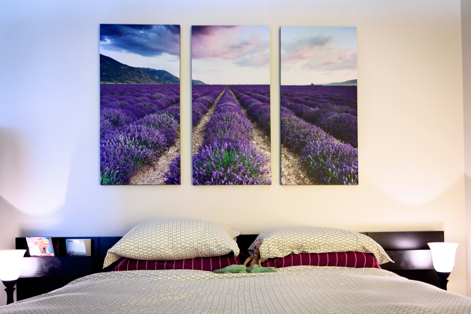 canvas prints for bedroom
