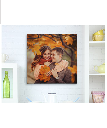 Create custom canvas print only at canvaschamp.com.au