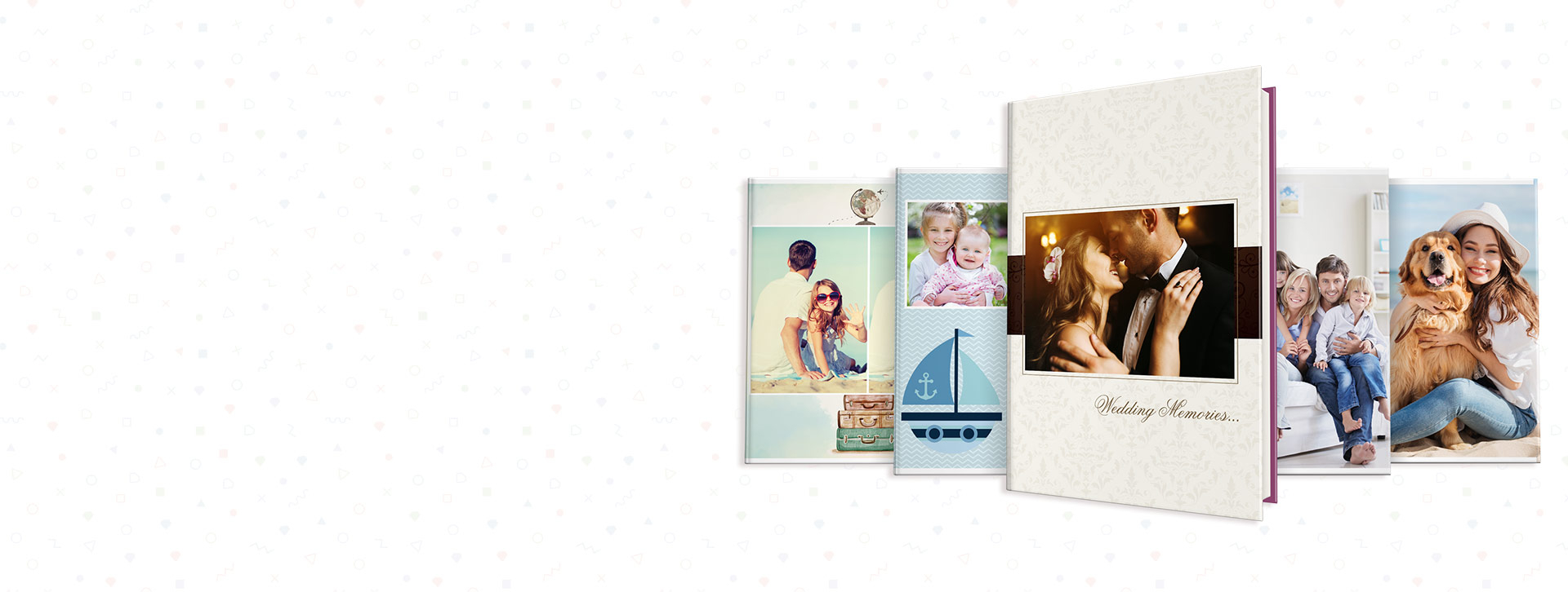 weeding memories photo book