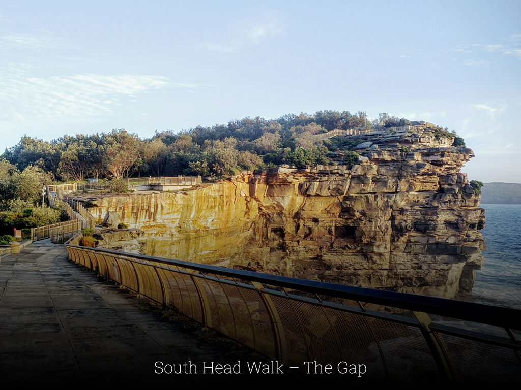 South Head Walk – The Gap