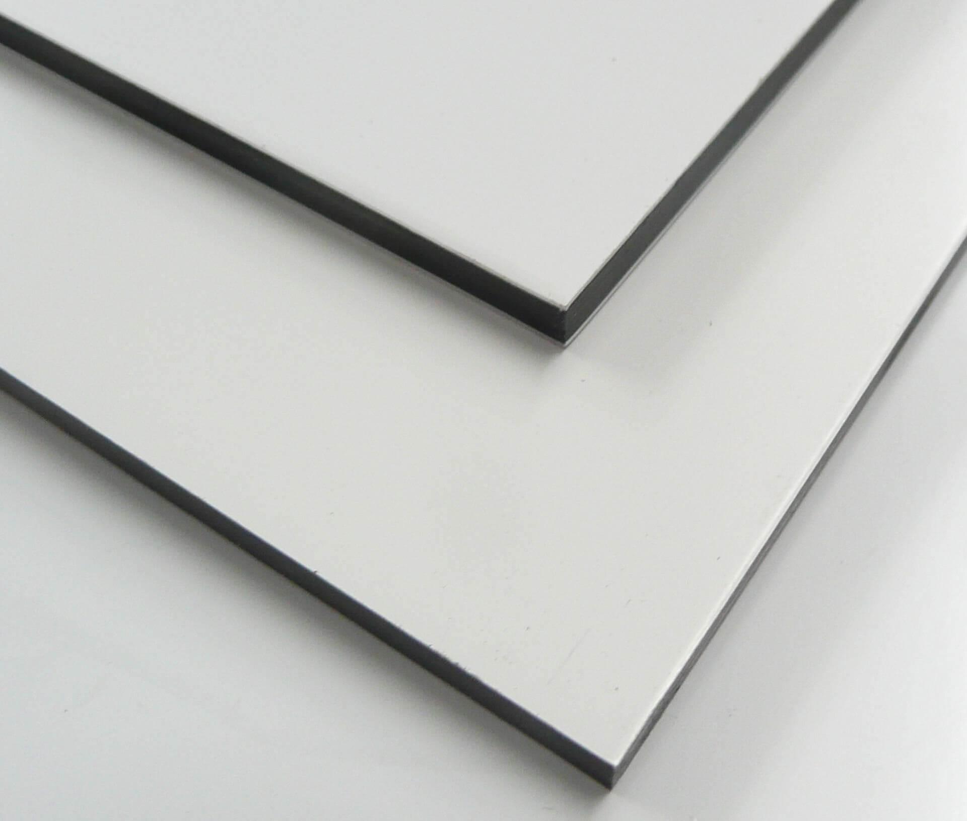 White Matte Aluminium