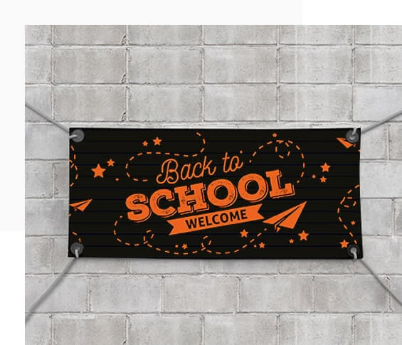 Find Many Benefits of a Canvas Banner