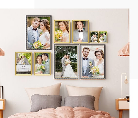 Portray Your Favourite Photos on Best Framed Canvas