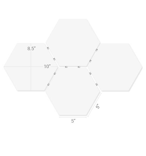 About Hexagon Canvas