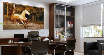 Modern Office - Modern Office wall art