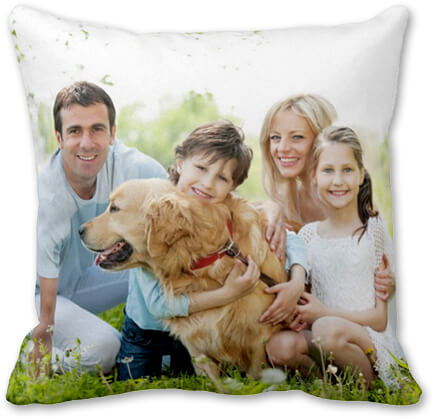 Customized Photo Pillows