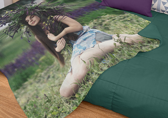 Photo Blankets for Perfect Comfort