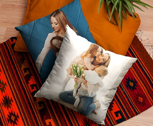 CanvasChamp to Print Custom Pillow Covers for you