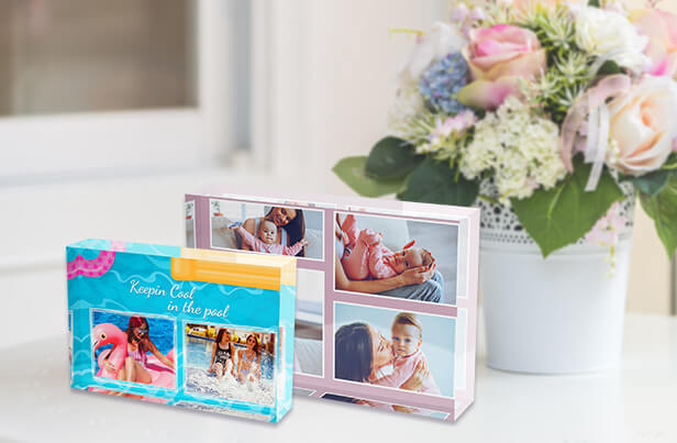 Creating Photo Collage Gifts is as Easy as Drag and Drop!