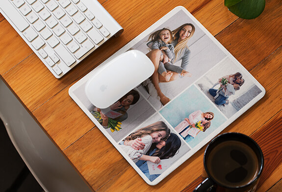 Personalised Photo Mousepads as Sentimental Gifts