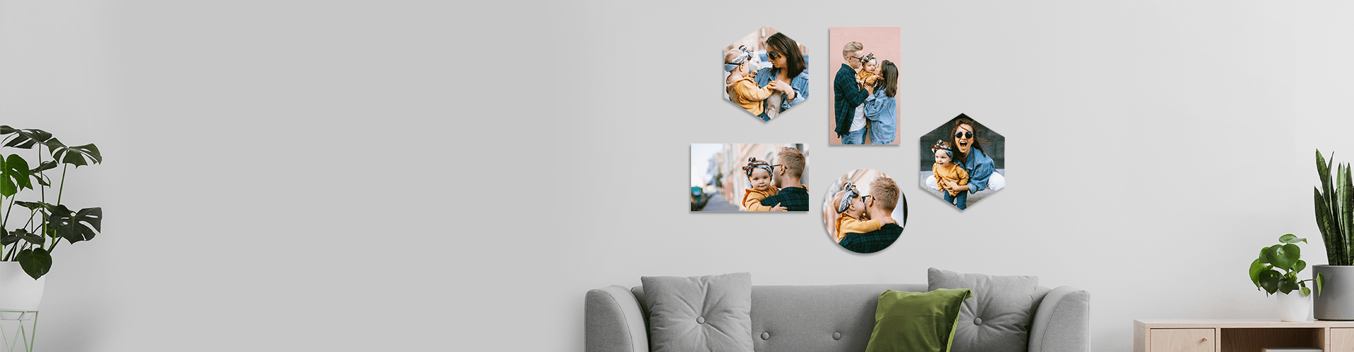 Personalised Photo Wall Tile