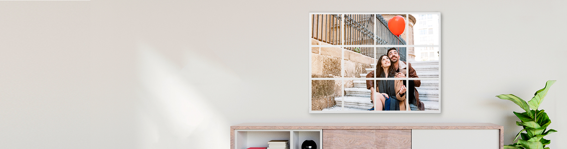 MOSAIC CANVAS PRINTS