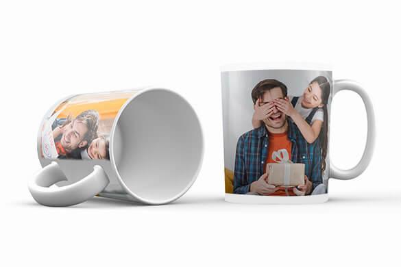 High-Quality Photo Mugs