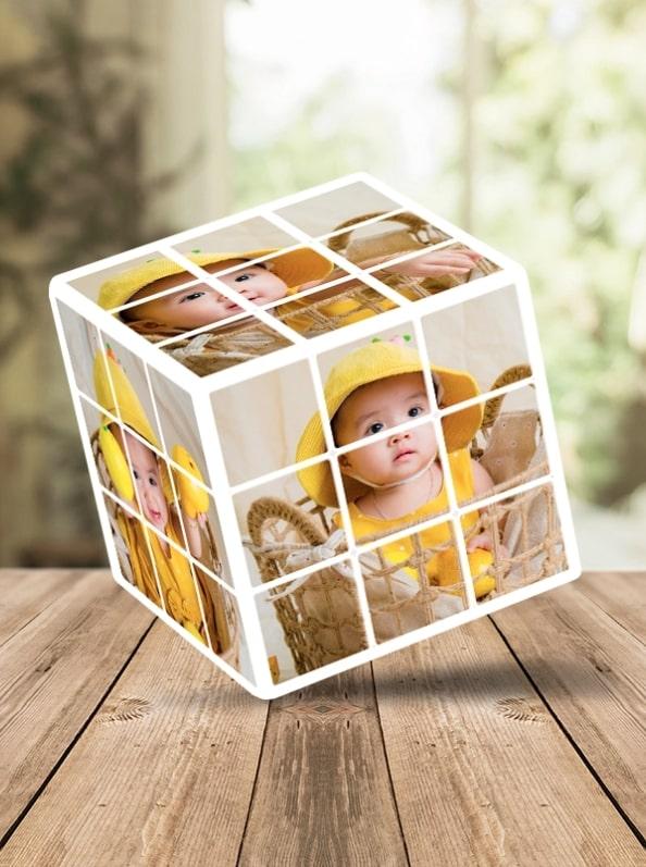 Why Rubik Cube?