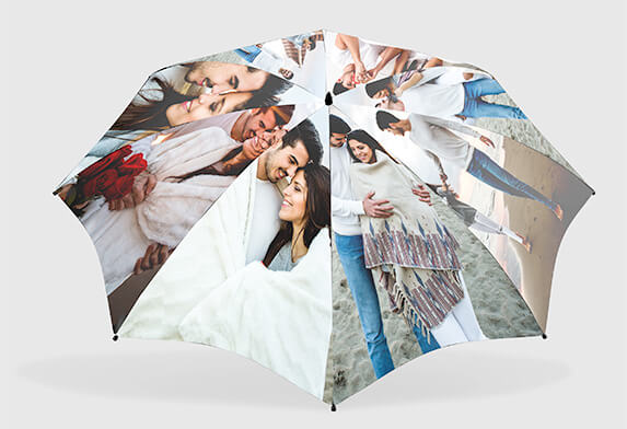 Why Printed Umbrellas from CanvasChamp?