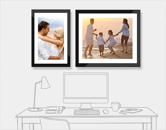 Large Framed Prints
